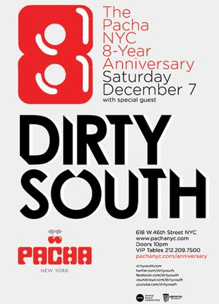 The Pacha NYC 8 YR ANNIVERSARY: Main Image
