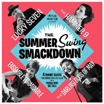Summer Swing Smackdown 2014: Main Image