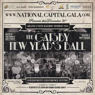 The Gatsby New Years Ball: Main Image