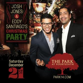 Josh & Eddy's Holiday Party: Main Image
