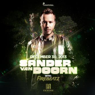 Sander van Doorn: Main Image