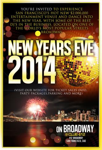 NYE on Broadway: Main Image