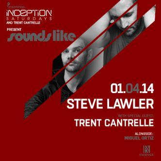 Steve Lawler + Trent Cantrelle: Main Image