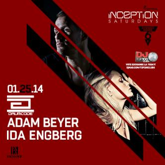 Adam Beyer + Ida Engberg: Main Image