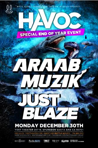 AraabMusik & Just Blaze: Main Image