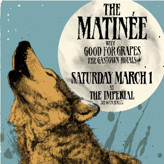 The Matinee w/ Special Guests: Main Image