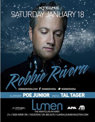 Robbie Rivera | LumenSaturdays: Main Image