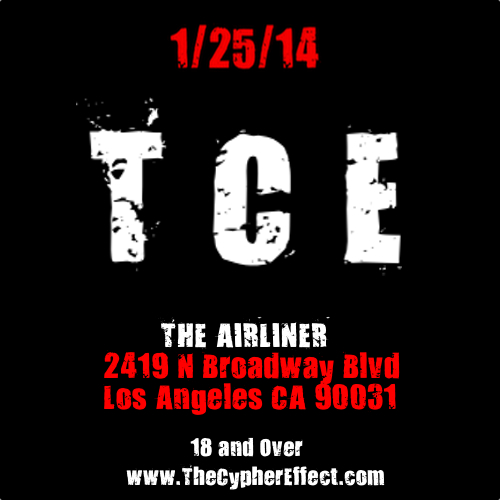 Tce live at the airliner tickets the airliner on january for What does tce mean