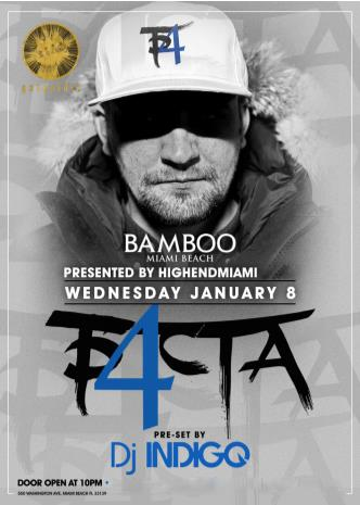 Basta Concert Bamboo 1 ticket: Main Image