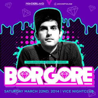BORGORE HAWAII: Main Image
