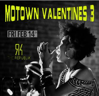 Motown Valentines 3: Main Image