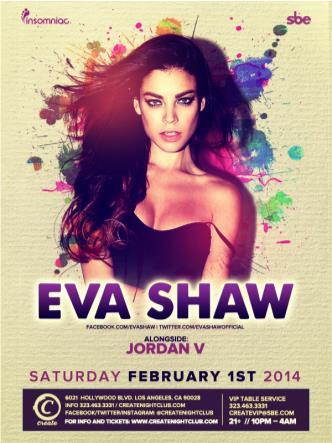 EVA SHAW: Main Image