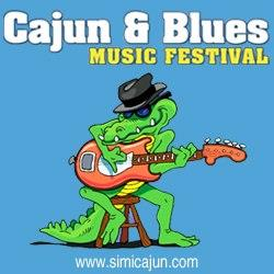 Cajun and Blues Music Festival: Main Image