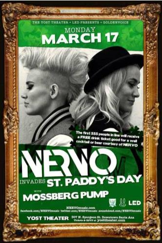Nervo at The Yost Theater: Main Image