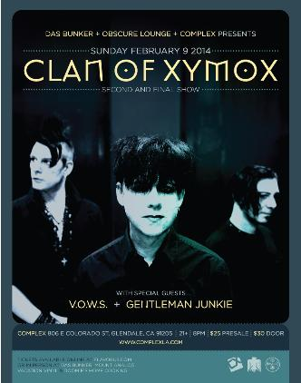Clan of Xymox: Main Image