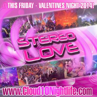 STEREO LOVE Valentines MASSIVE: Main Image