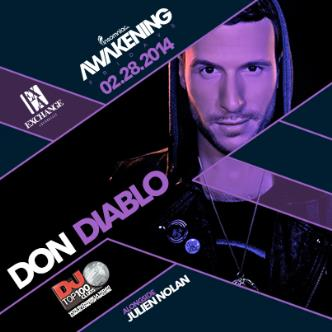 Awakening ft. Don Diablo: Main Image