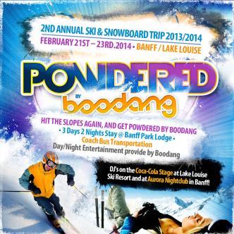 Powdered By Boodang: Main Image
