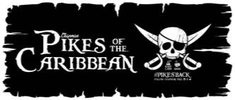 Pikes of the Caribbean: Main Image