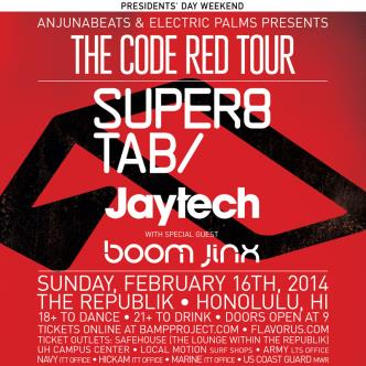 The Code Red Tour: