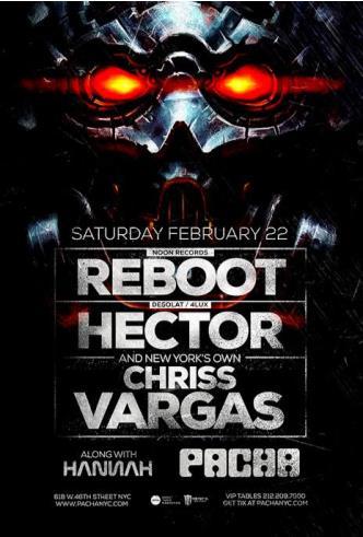 Reboot / Hector / Vargas: Main Image