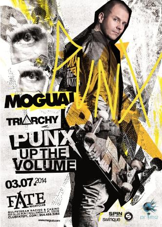 Moguai Punx Up The Volume Tour: Main Image