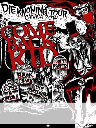 Comeback Kid: Main Image