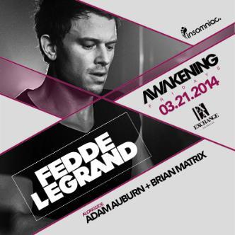 Awakening ft. Fedde Le Grand: Main Image