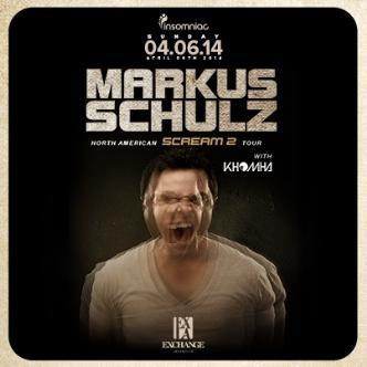 Markus Schulz: Main Image