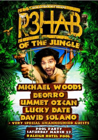 R3HAB OF THE JUNGLE POOL PARTY: Main Image