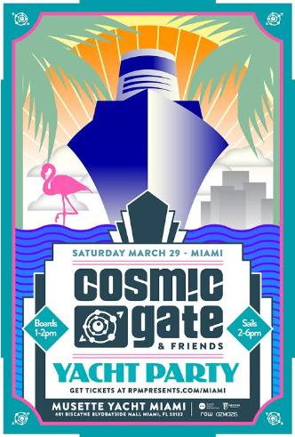 COSMIC GATE & FRIENDS: Main Image