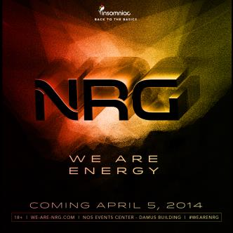 WE ARE NRG: Main Image