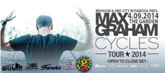 Max Graham Cycles Tour: Main Image