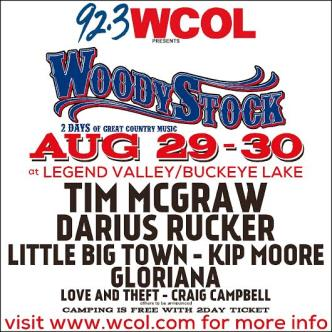Woodystock 2014 Ft. Tim McGraw: Main Image