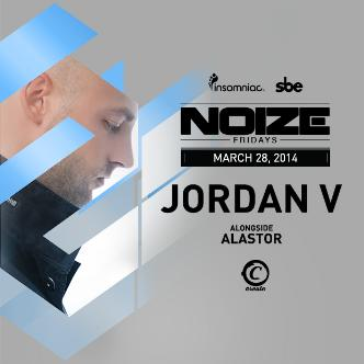 NOIZE FRIDAYS - JORDAN V: Main Image