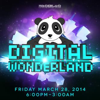 DIGITAL WONDERLAND: Main Image