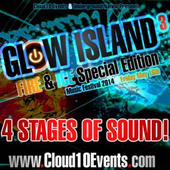 GLOW ISLAND 3: Main Image