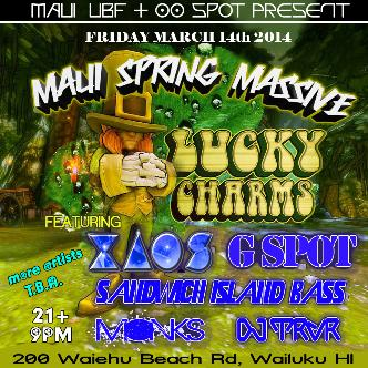 Maui Lucky Charms (SpringBreak: Main Image
