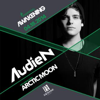 Audien & Arctic Moon: Main Image