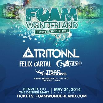 FOAM WONDERLAND (Denver, CO): Main Image