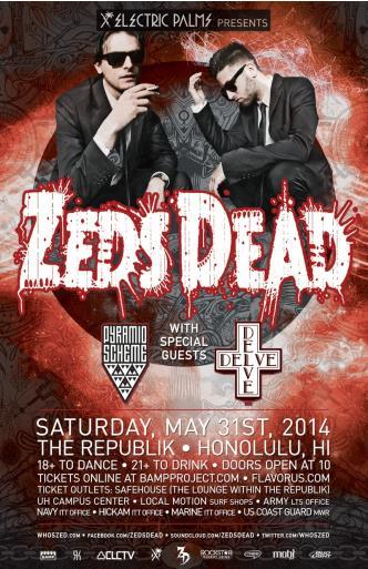 Zeds Dead: Main Image