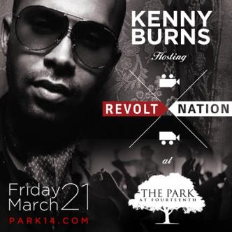 Kenny Burns Hosts #ParkFriday: Main Image