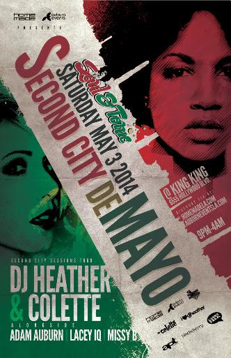 DJ HEATHER & COLETTE: Main Image