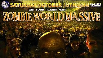 ZOMBIE WORLD MASSIVE: Main Image