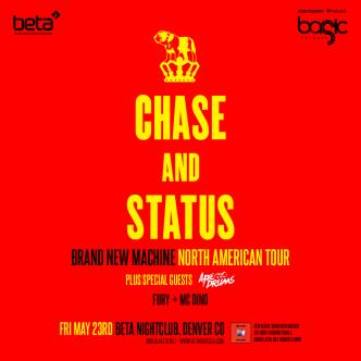 Chase & Status: Main Image