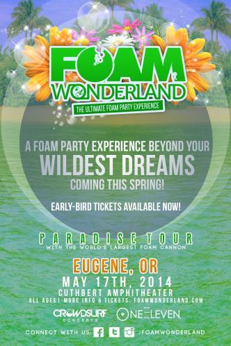 FOAM WONDERLAND (Eugene, OR): Main Image