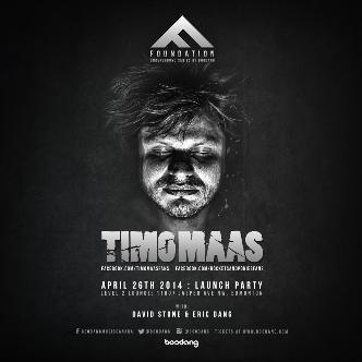 Timo Maas: Main Image