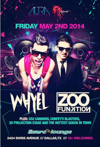 Whyel & Zoofunktion In Dallas: Main Image
