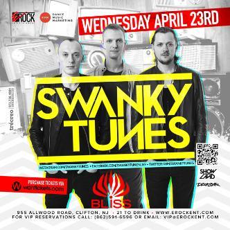 SWANKY TUNES: Main Image