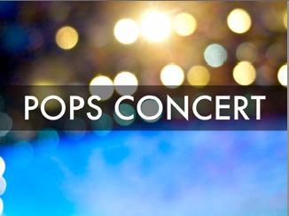 POPS CONCERT 7PM: Main Image